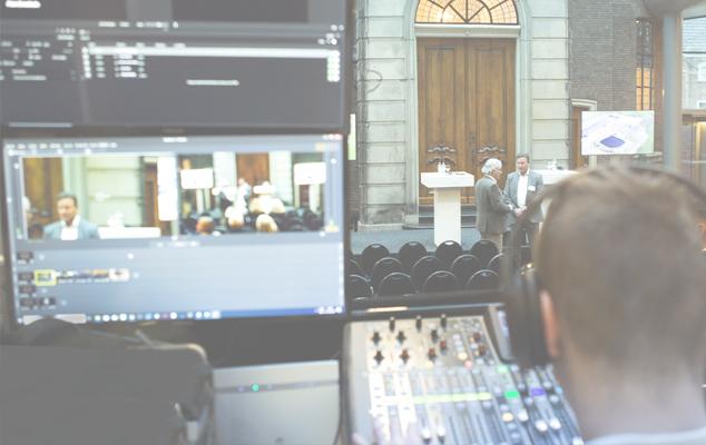 Livestream van congres