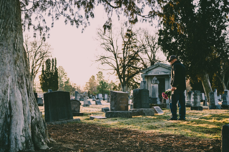 Begrafenis livestreamen